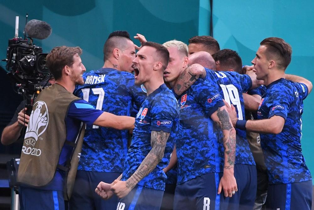 Fantastický úvod! Slovensko zdolalo Poľsko v prvom zápase na EURO