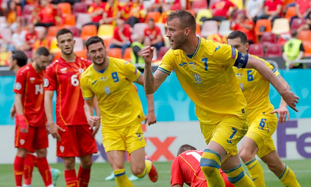 Penaltu chytili obaja brankári, Ukrajina ukončila negatívnu sériu