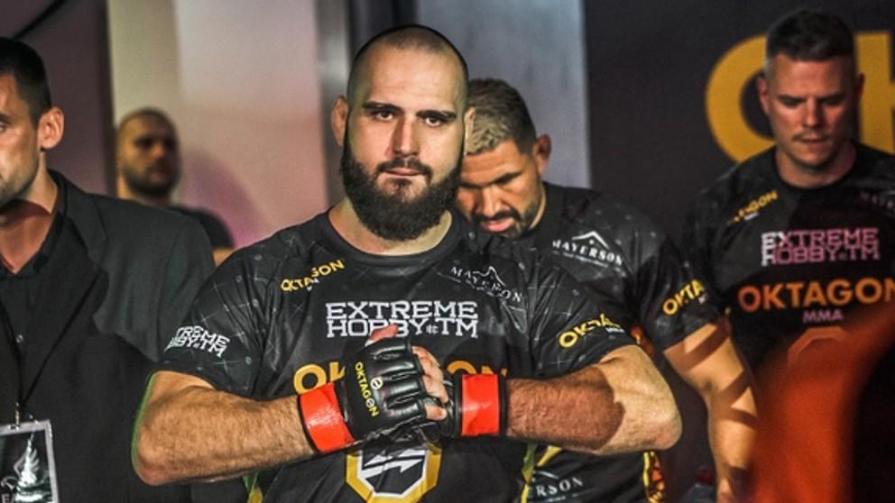 O týždeň zabojuje o zmluvu v UFC. Budayovi narýchlo zmenili súpera