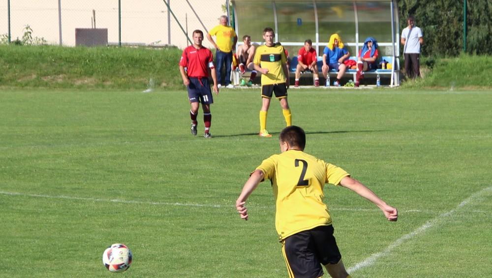 Fair play gesto v šiestej slovenskej lige. Tlieskame mu, znelo zo strany súpera