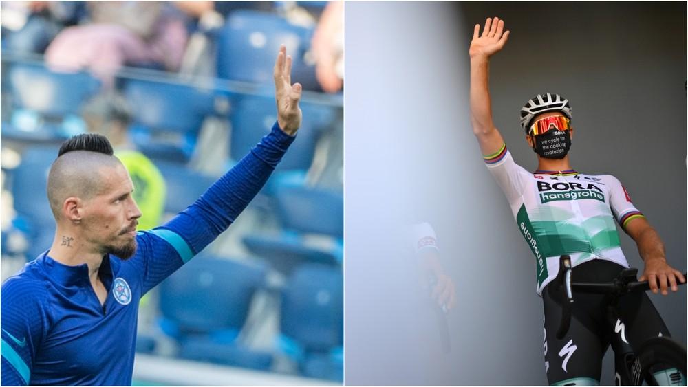 Sagan štartuje na Tour, Slováci na Wimbledone. Slovensko čaká zápas roka