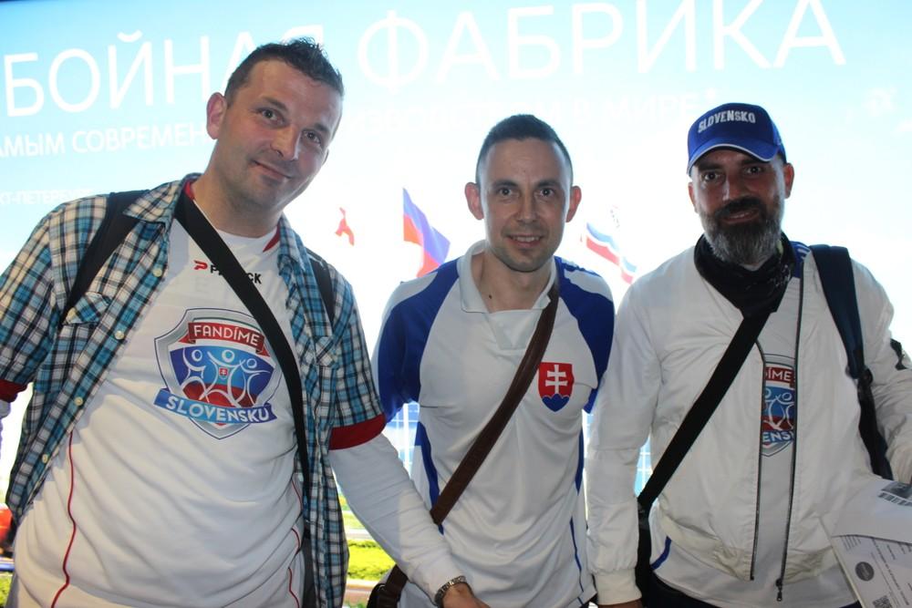 Futbal v Petrohrade? Jediná dovolenka, kde si oddýchnem, tvrdí fanúšik z Kysúc