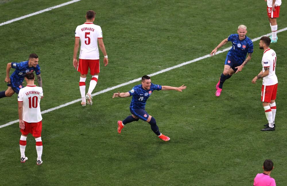 Parádne góly, víťazstvo. Oznámkujte futbalistov za výkon proti Poľsku