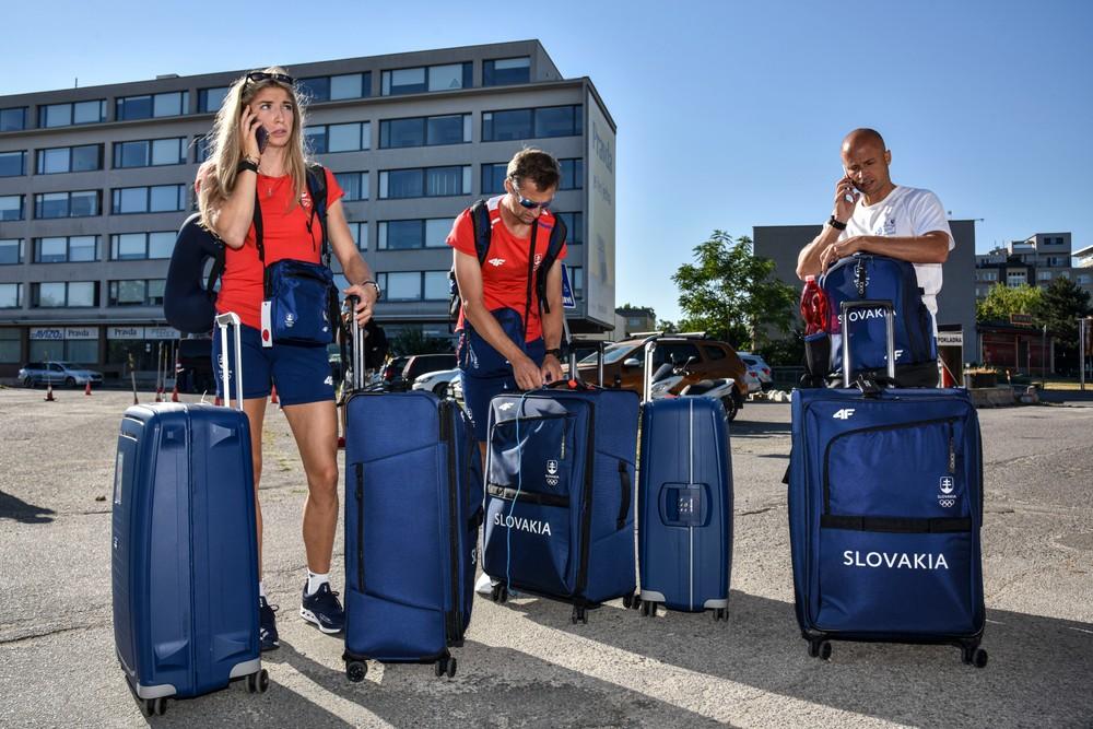 Koronavírus aj v tíme Slovenska na olympiáde? Dvaja z výpravy sú v karanténe