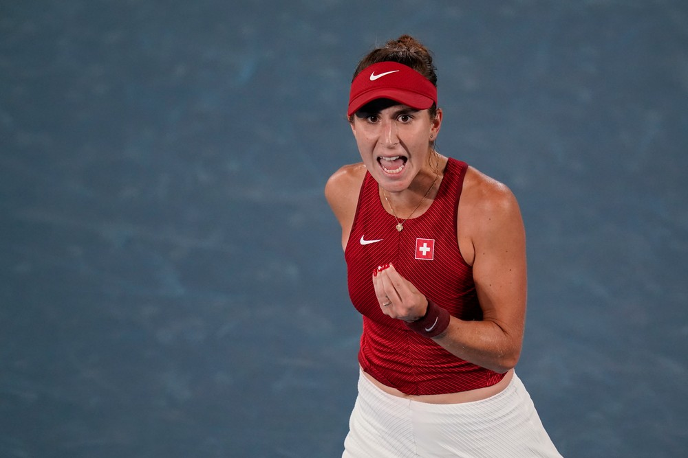Tenisová šampiónka má slovenské korene. Zlato v Tokiu získala Benčičová