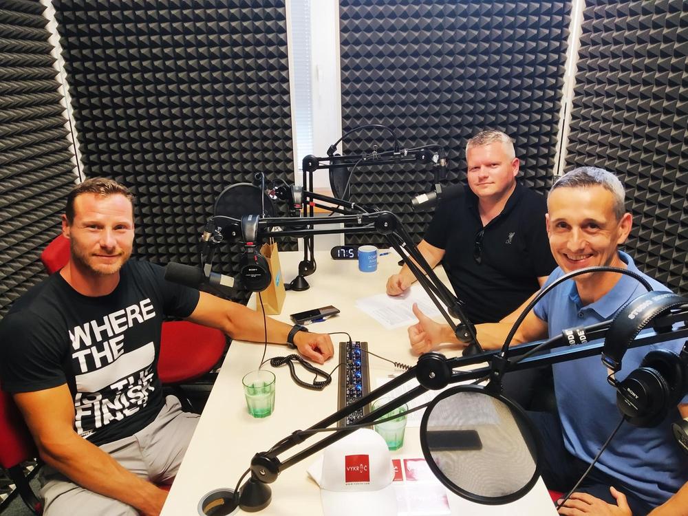 Podcast s Erikom Vlčekom: Čím dlhšie som pri kajaku, tým menej mu rozumiem
