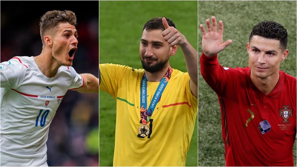 Najlepšia zostava na EURO? Hviezdnych hráčov vytlačili českí futbalisti
