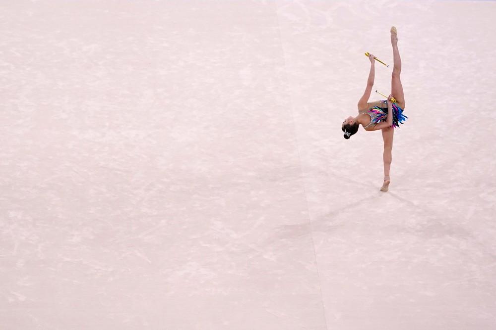 Senzácia v gymnastike. Rusko po štvrťstoročí nemá zlato, Averinová sa cíti zlatá