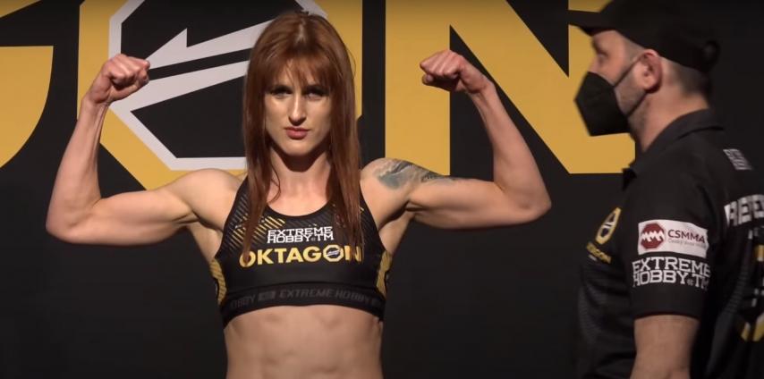 Koniec v Oktagon MMA? Neporazená bojovníčka podpísala zmluvu s inou organizáciou