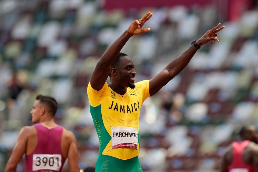 Jamajčan skoro zmeškal preteky, zachránila ho dobrovoľníčka