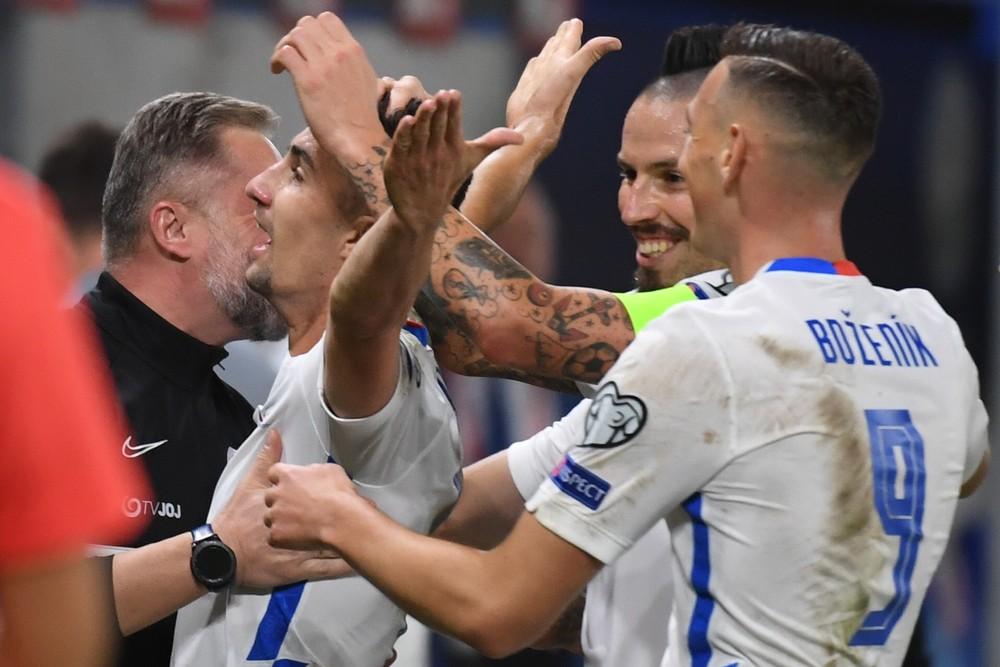 Slovensko má stále šancu na postup, v kvalifikácii zdolalo Cyprus