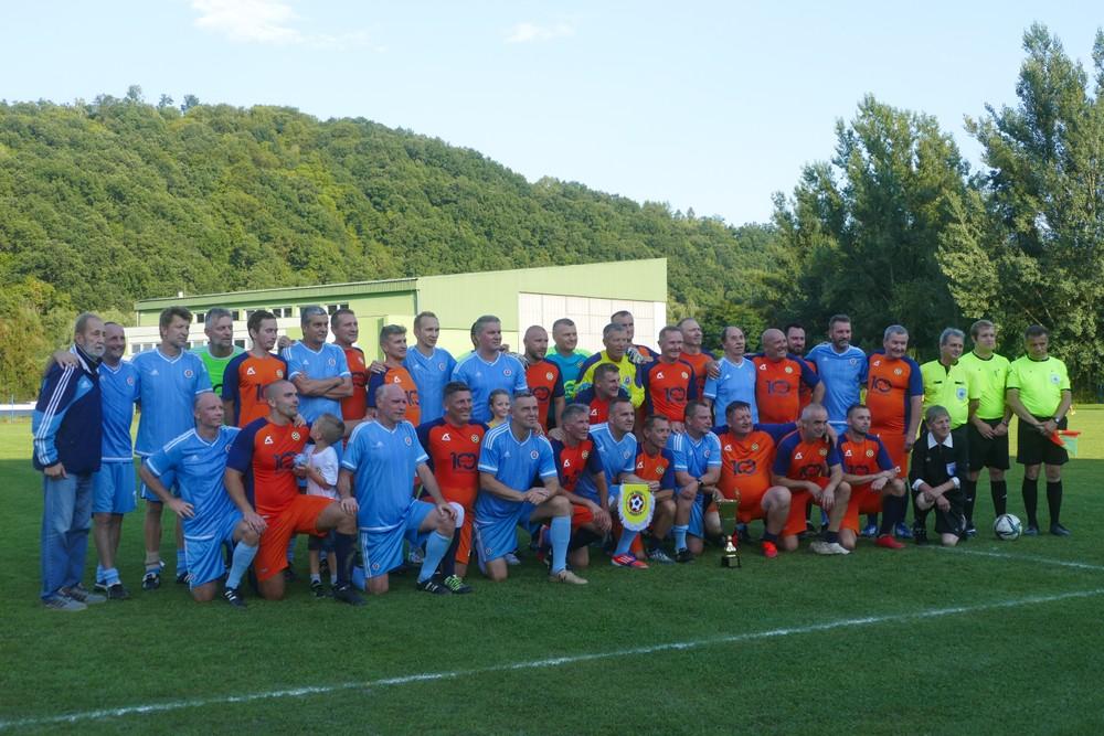 Storočný čierny zošit a exhibičný zápas Slovana. Mestečko zažilo slávnostný víkend