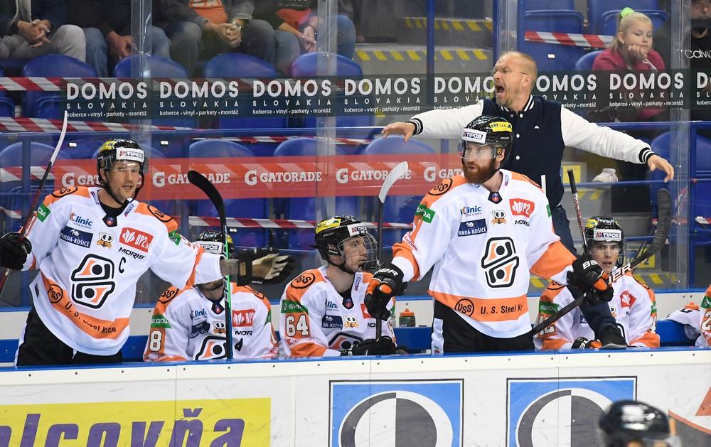Tipos extraliga: Hokejisti HC Košice a HC Slovan Bratislava hodnotia zápas | Sportnet.sk