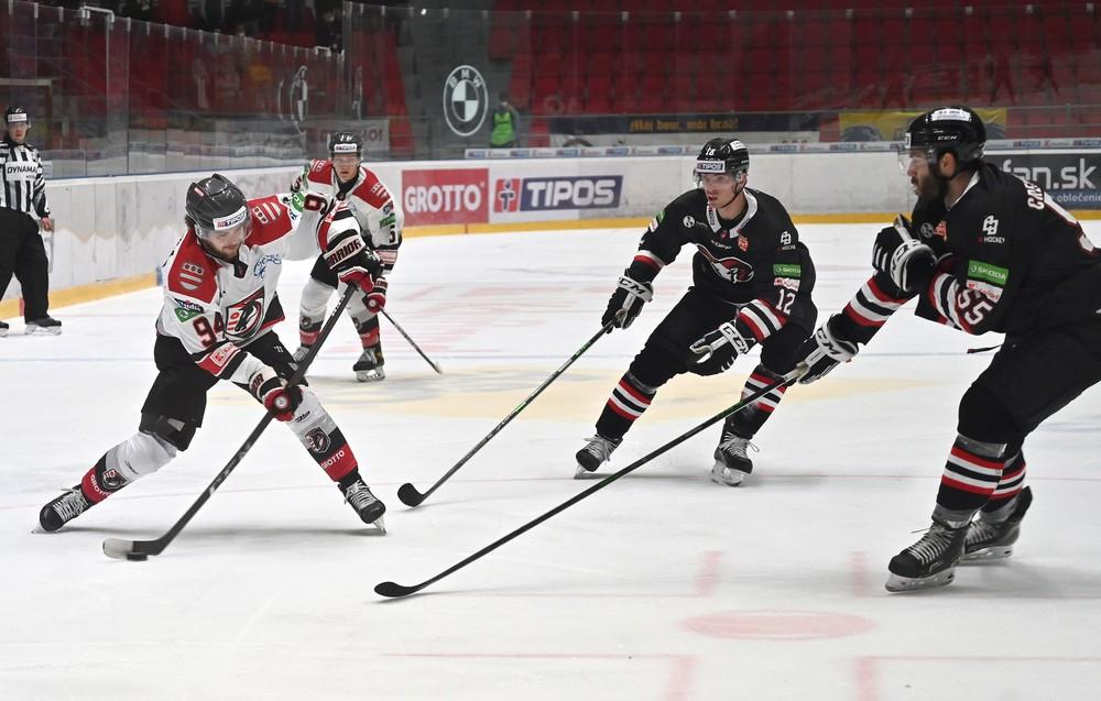 Hráči skákali rybičky, diváci burácali. Do Prešova sa vrátila extraliga