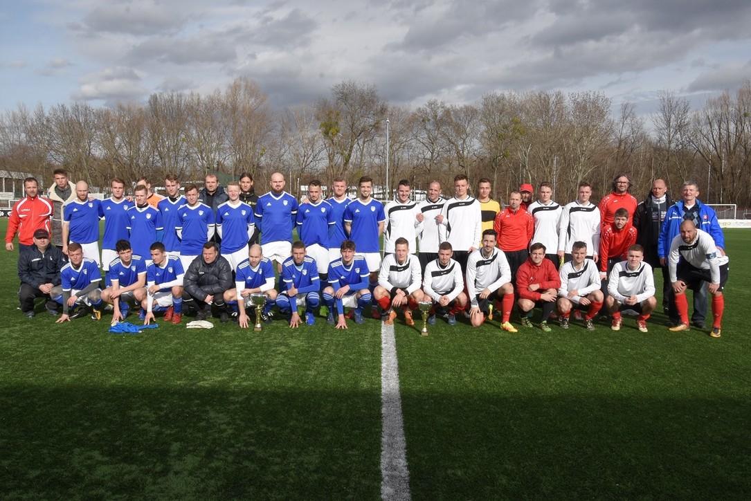 FK Slovan Most pri Bratislave je víťazom ZT BFZ seniorov