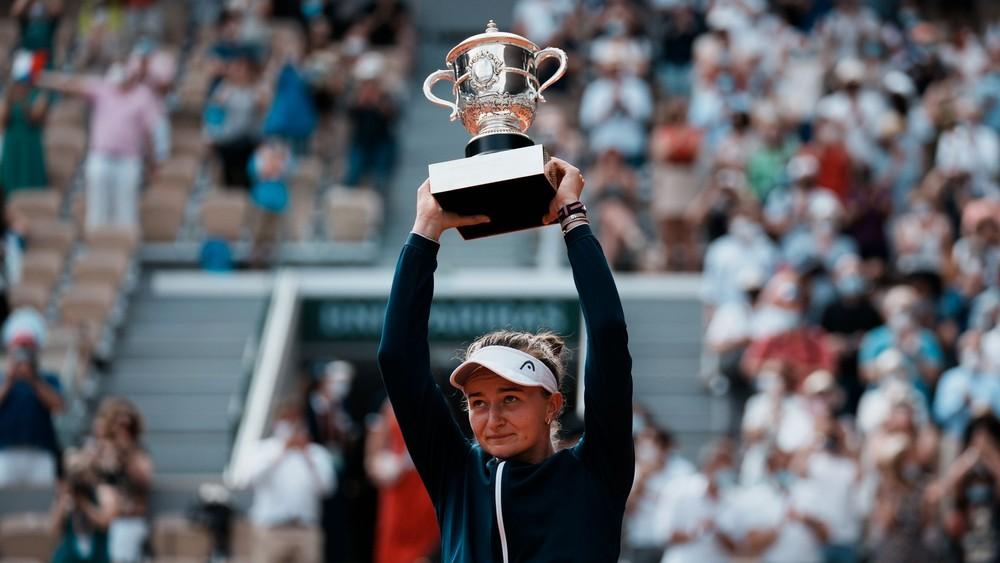 Trofej priniesli zdravotníci. Češka ďakovala zosnulej trénerke