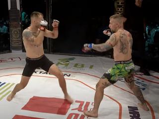 IMPACT MMA: Petriš vs. Mucha (VIDEO)