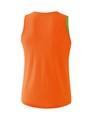 ERIMA Obojstranná rozlišovacia vesta oranžová zelená