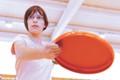 Frisbee lietajúci disk