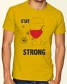 Tričko s potlačou Stay Strong
