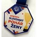Akrylátová medaila