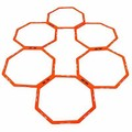 Koordinačný rebrík  hexagonal TOP Tréning