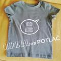 Potlač ORIGINAL pre detské tričko