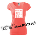 Potlač ORIGINAL pre dámske tričko
