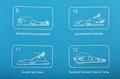 Yoga podložka - 173 x 61 x 0,6 cm