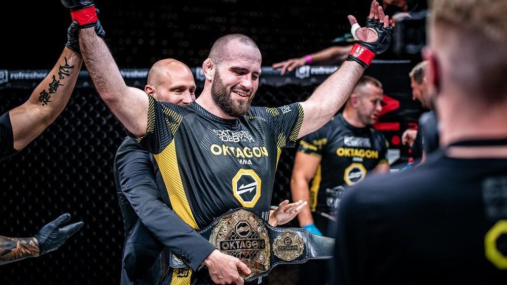 Životná výzva, vrchol kariéry. Budaya delí od UFC posledný krôčik