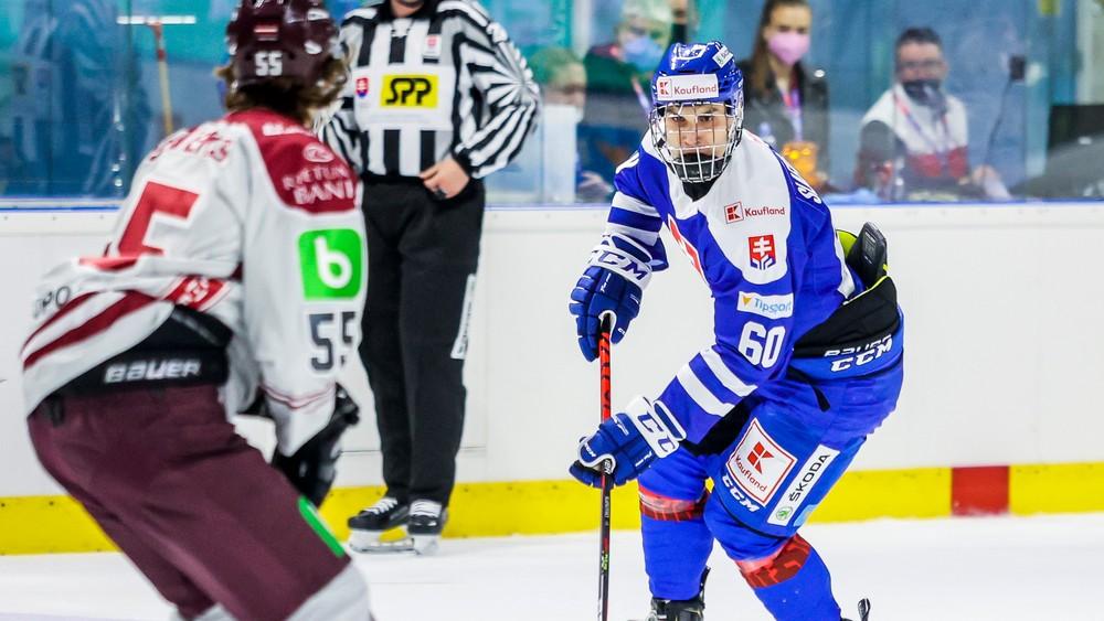 Aj Ramsay žasol. Rastie slovenskému hokeju nová hviezda?