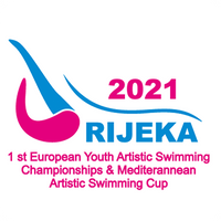 1 st European Youth Artistic Swimming Championships