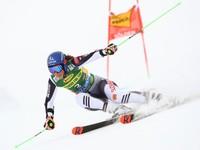 ONLINE: Petra Vlhová v Söldene 2021 - obrovský slalom (2. kolo)