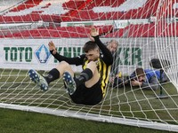 Vitesse nečakane prehralo, Bero videl žltú kartu