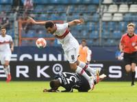 Stuttgart nedal gól nováčikovi, ten ukončil sériu prehier