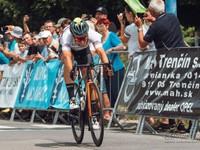 Svrček mal na MS v cyklistike medailu na dosah, chýbali mu len centimetre