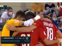 Dráhovský hviezdil v Španielsku, strelil dva hetriky v jednom zápase