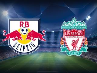 ONLINE: RB Lipsko - Liverpool FC (Liga majstrov dnes)
