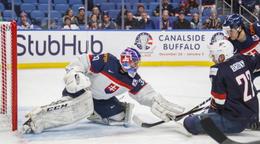 Brankár Durný začne sezónu v AHL, v tíme má silnú konkurenciu