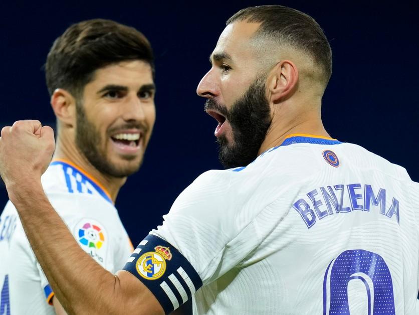 Valjent pomohol Benzemovi ku gólu. Real deklasoval súpera