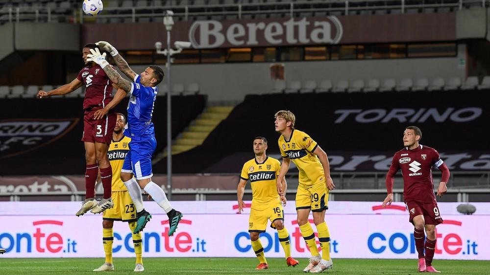 Už nemajú ani teoretickú šancu. Kuckova Parma vypadne zo Serie A