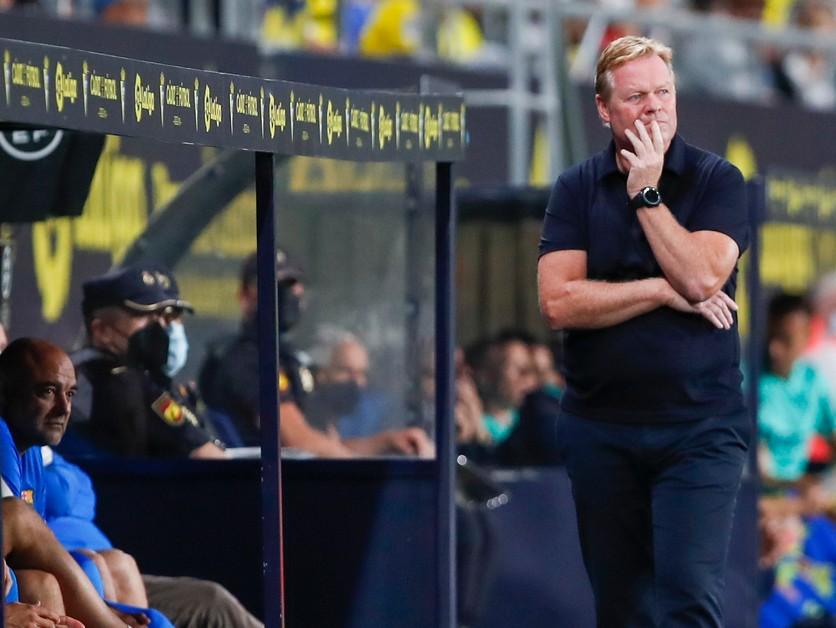 Bez Messiho a vo finančných problémoch, Barcelona nezdolala ani Cadiz. Skončí Koeman?