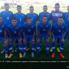 0294dd863ff47 ... priateľských zápasov dosiahol tím Milana Malatinského víťazstvo.  Arménsko
