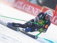 ONLINE: Adam Žampa dnes ide obrovský slalom v Sölden (2. kolo)
