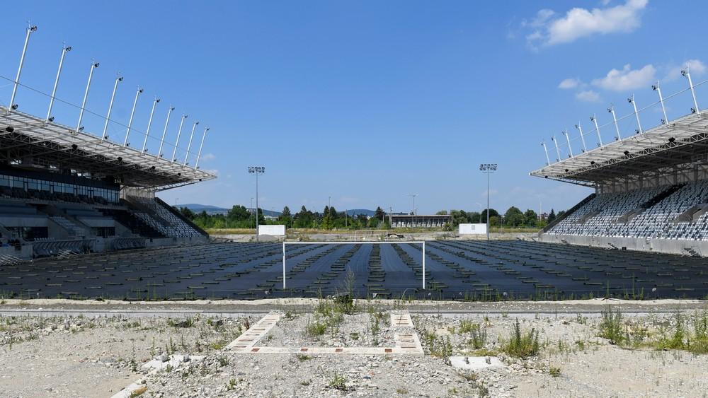 FC Košice budú hrať na novom štadióne, majú zmluvu s mestom na päť rokov