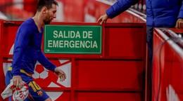 Messiho zarmútil v jubilejnom zápase bývalý spoluhráč