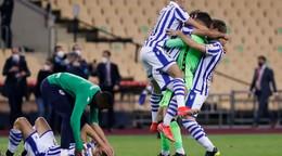 Čakali viac ako 30 rokov. Futbalisti Realu Sociedad triumfovali v domácom pohári