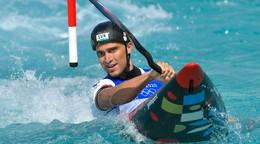 Grigar ovládol semifinále, olympijskému šampiónovi tesne ušlo finále