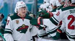 Minulý rok ako nováčik v NHL prekonal Gáboríka. Kaprizov podpísal veľkú zmluvu