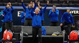 Laver Cup opäť ovládla Európa, v Bostone deklasovala domáci tím